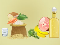 Pirâmide alimentar - Como ter uma alimentação saudável e equilibrada